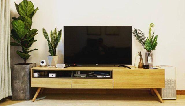 テレビとHDDレコーダー