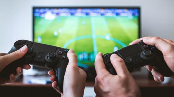 プレステでサッカーゲーム2人プレイ