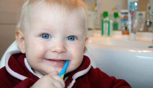 赤ちゃん用歯ブラシの口コミでも人気のおすすめ10選