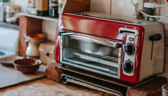レトロなオーブン