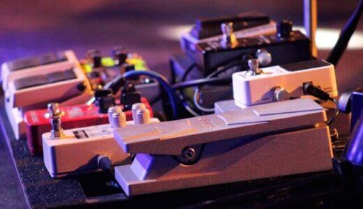 マルチエフェクターのおすすめ7選。ギター・ベース用別に紹介。メーカーも解説